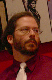 Author photo. Music Theorist & Writer Tim Hughes ~ Photo by Joe Mabel (Wikimedia Commons)