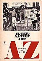 Al-ter-na-tief ABC by Ad. J. Odijk