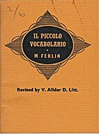 Il Piccolo Vocabolario by M Ferlin