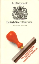 A History of the British Secret Service by…
