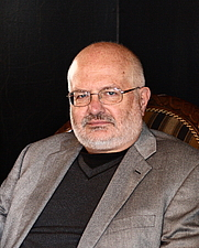 Author photo. Ronald L. Numbers [credit: Ragesoss at Wikimedia]