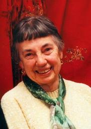 Author photo. Pamela Clabburn (1914-2010)