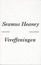 Vereffeningen gedichten by Seamus Heaney