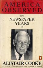 America Observed: The Newspaper years of…
