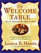 The WELCOME TABLE : African-American…
