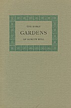 The Early Gardens of Rincon Hill by Albert…
