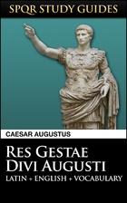 Augustus: Res Gestae Divi Augusti in Latin…