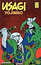Usagi Yojimbo 34 by Stan Sakai