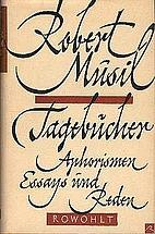 Tagebücher, Aphorismen, Essays und Reden by…