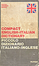 Compact English-Italian Dictionary : piccolo…