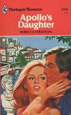 Apollo's Daughter by Rebecca Stratton