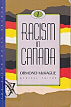 Racism in Canada (Fifth House reader) by…