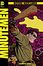 Before Watchmen Minutemen #2 by Darwyn Cooke