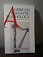 American Romantic Psychology: Emerson, Poe,…
