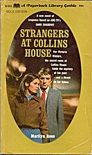 Strangers at Collins House by Marilyn Ross