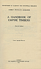 A handbook of Empire timbers by Forest…