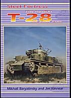 Steel Fortress: The Russian T-28 Medium Tank…