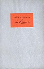 Für Liebende by Jeanne Ramel Cals