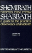 Shemirath Shabbath: A Guide to the Practical…