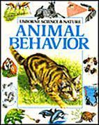 Animal Behavior (Science and Nature Series)…