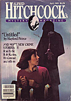 Alfred Hitchcock Mystery Magazine, April…