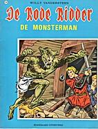 De monsterman by Karel Biddeloo