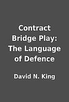 Contract Bridge Play: The Language of…