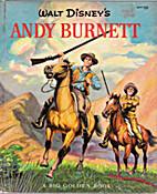 Walt Disney's Andy Burnett by Charles Spain…