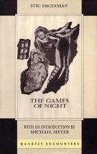 The Games of Night by Stig Dagerman