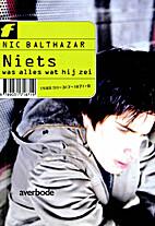 Ben X by Nic Balthazar