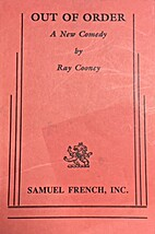Out of order: A new comedy by Ray Cooney