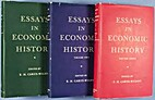 Essays in Economic History, Volume 3 by E.…