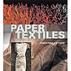 Paper Textiles by Christina Leitner