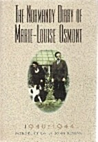 The Normandy Diary of Marie-Louise Osmont:…