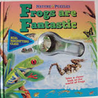 Frogs Are Fantastic (Nature Play) by Robin…