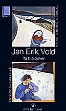 To blå bøker by Jan Erik Vold