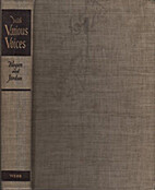 With various voices : recordings of North…