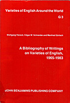 A Bibliography of Writings on Varieties of…
