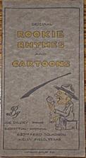 Original Rookie Rhymes and Cartoons - 633rd…