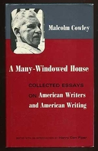 A Many-Windowed House: Collected Essays on…