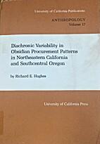 Diachronic Variability in Obsidian…