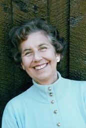 Author photo. Rosalind Laker/Barbara Paul - Photo uncredited