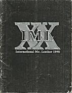 International Mr. Leather 1998 20th…