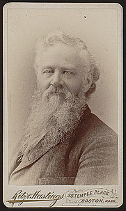 Author photo. Photo by Ritz & Hastings, Boston, c1870-89 (Library of Congress)