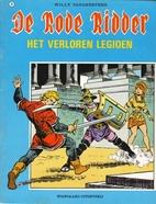 Het verloren legioen by Willy Vandersteen