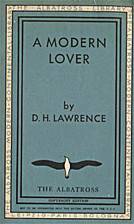 A Modern Lover by D. H. Lawrence