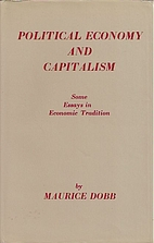 Political Economy and Capitalism : Some…