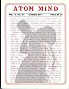 Atom Mind, magazine #14 by Gregory Smith