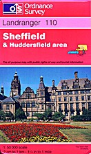 Landranger Map 110: Sheffield &…