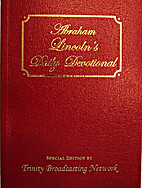 Abraham Lincoln's Daily Devotional by…